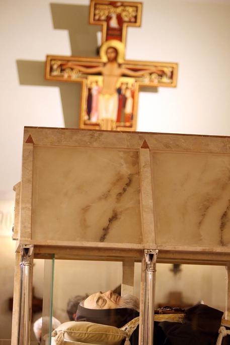 Photo of Per il Giubileo, il corpo di San Pio a San Pietro dall'8 al14 febbraio