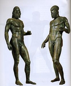 Photo of I BRONZI DI RIACE