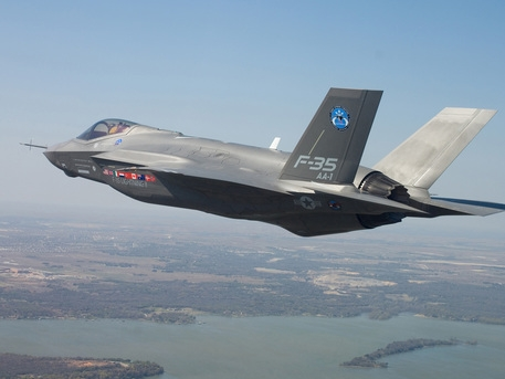 Photo of Flash – 'Battesimo dell'aria' per l' F-35 italiano