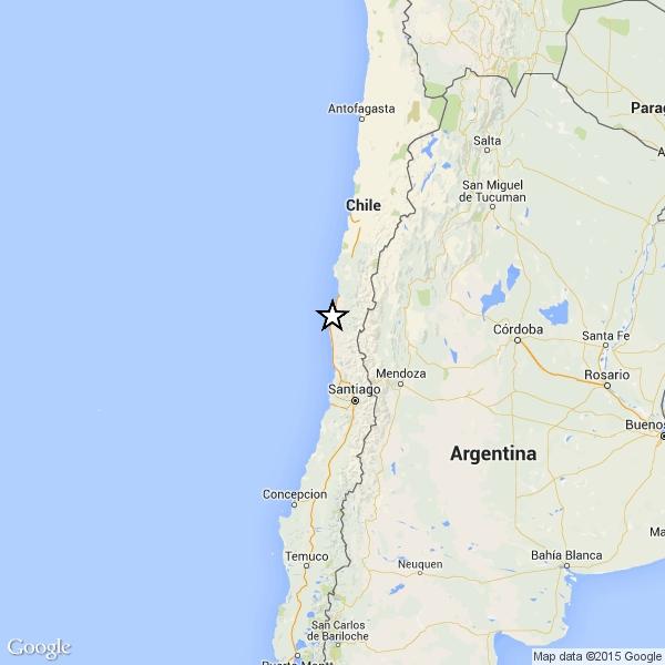 Photo of Flash – Violentissime scosse sismiche nel Cile