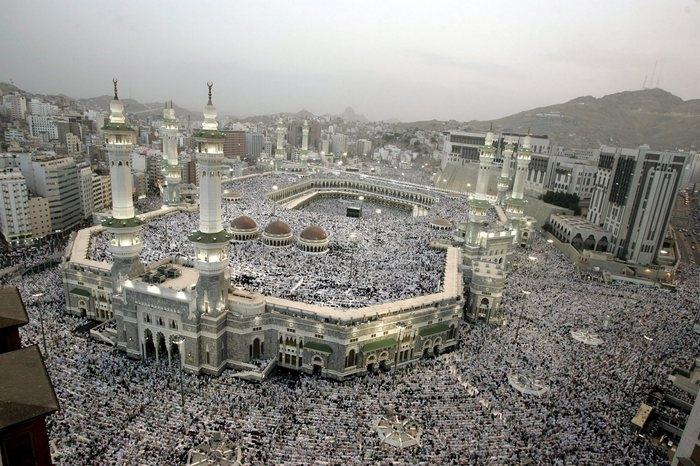 Photo of Mecca: Secondo le autorità di Riad, i morti sarebbero 717