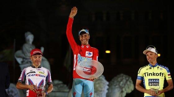 """Photo of Ciclismo: """"70° Vuelta a Espana"""". Fabio Aru, progetto di Campione."""