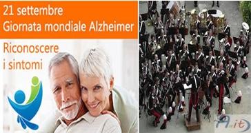 Photo of Roma – XXII giornata mondiale contro l'Alzheimer con la Fanfara dei Carabinieri