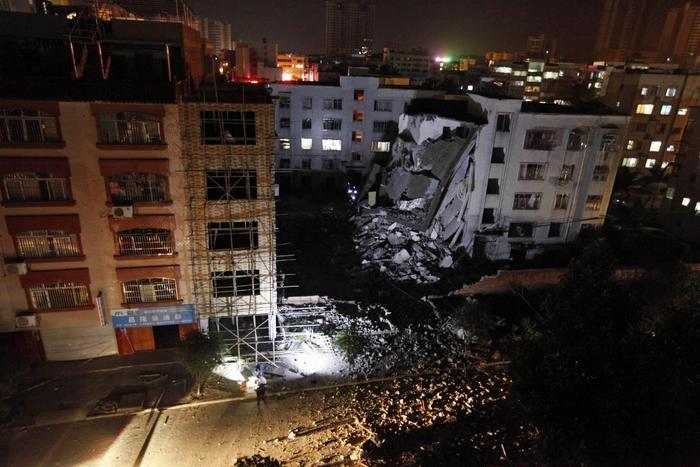 Photo of Cina – Esplosioni in vari obiettivi per 13 pacchi bomba, 6 morti