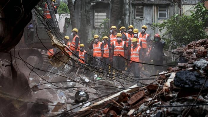 Photo of Flash – India: esplosione casa a fianco hotel: 90 morti e 150 feriti