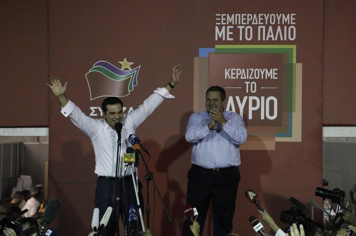 Photo of Grecia: Vota solo il 51,75 % degli elettori e, con il consenso reale del 18%, rivince Tsipras.