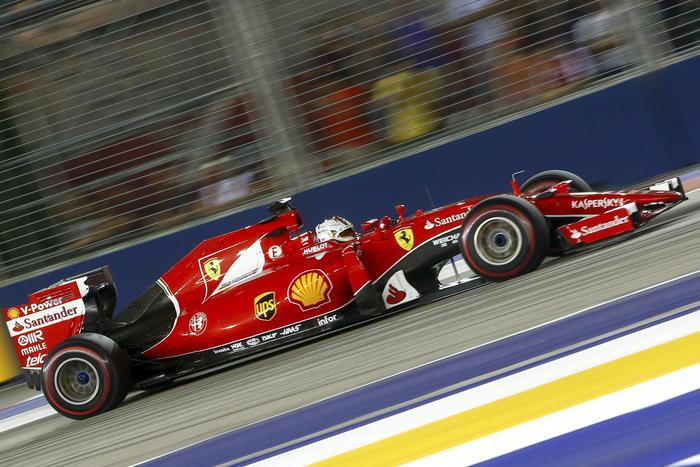 Photo of F1 Gp Singapore: Il trionfo di Vettel. Raikkonen al terzo posto. Ricciardo secondo
