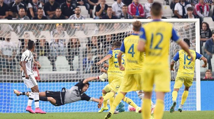 Photo of Serie A – Juventus-Chievo 1-1. Un gol annullato al Chievo