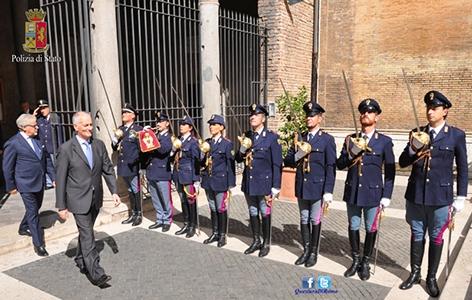 Photo of La Polizia di Stato festeggia il Santo Patrono, San Michele Arcangelo