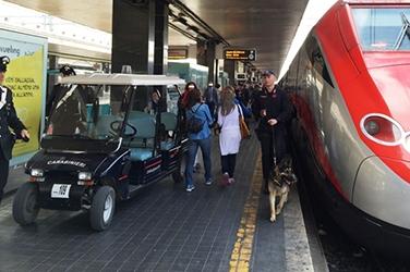 Photo of Roma Termini – Denunciate 30 persone per molestie ai viaggiatori e inottemperanza foglio di via obbligatorio. Ma in sostanza, liberi di ricominciare…
