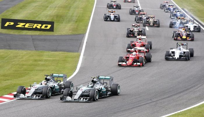 Photo of F1GP Giappone: Doppietta Mercedes con Hamilton e Rosberg. Le Ferrari terza e quarta.