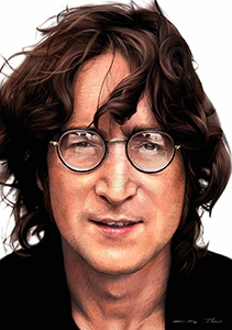 Photo of John Lennon (1940 – 1980)