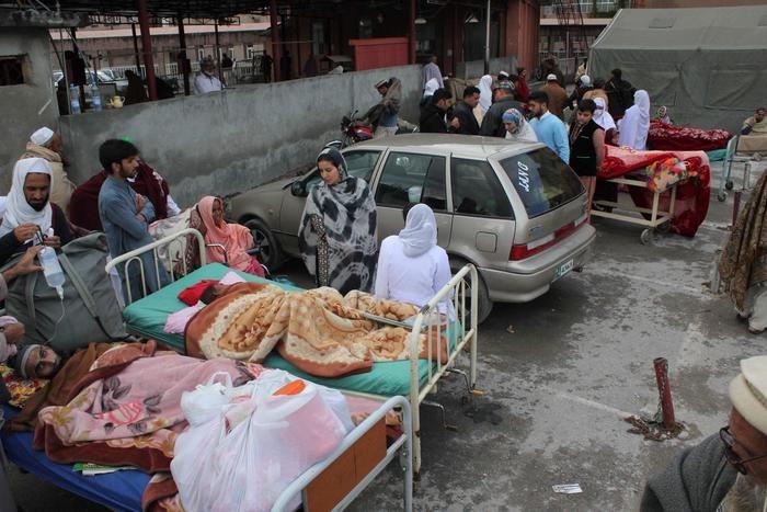 Photo of Flash – Terremoti: potente scossa tra Pakistan e Afghanistan, 230 i morti