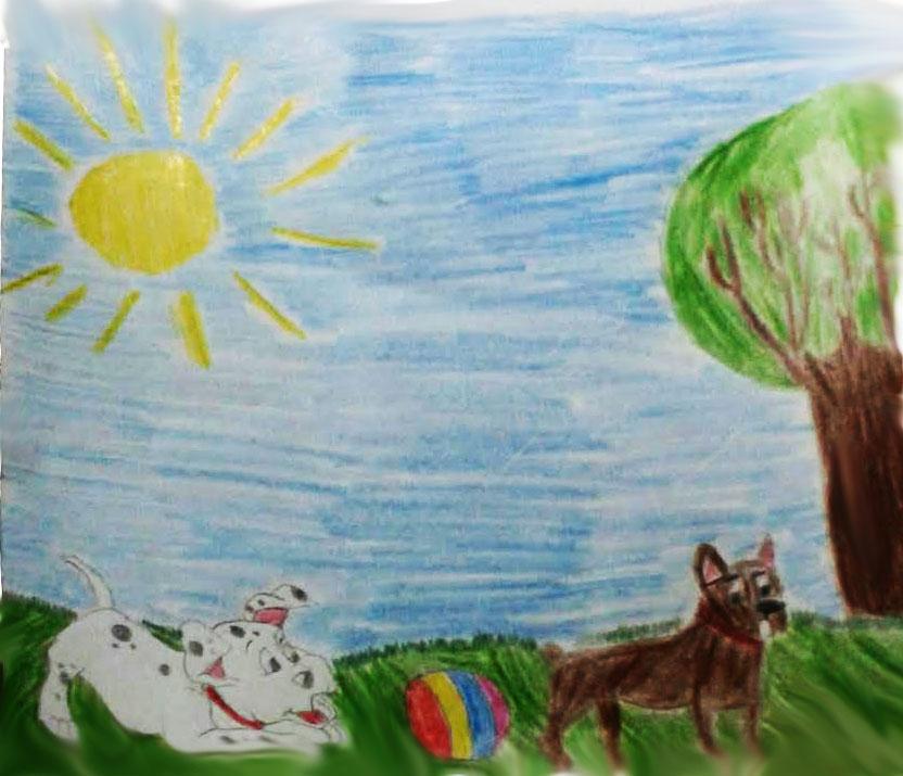 Photo of Le filastrocche di Giulia. Il cane