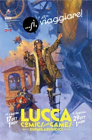 Photo of Una gita a … Lucca Comics & Games