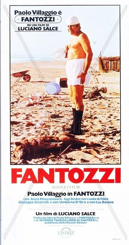 "Photo of ""Fantozzi compie 40 anni"""