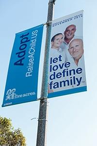 "Photo of ""Lasciate sia l'amore a definire una famiglia"""