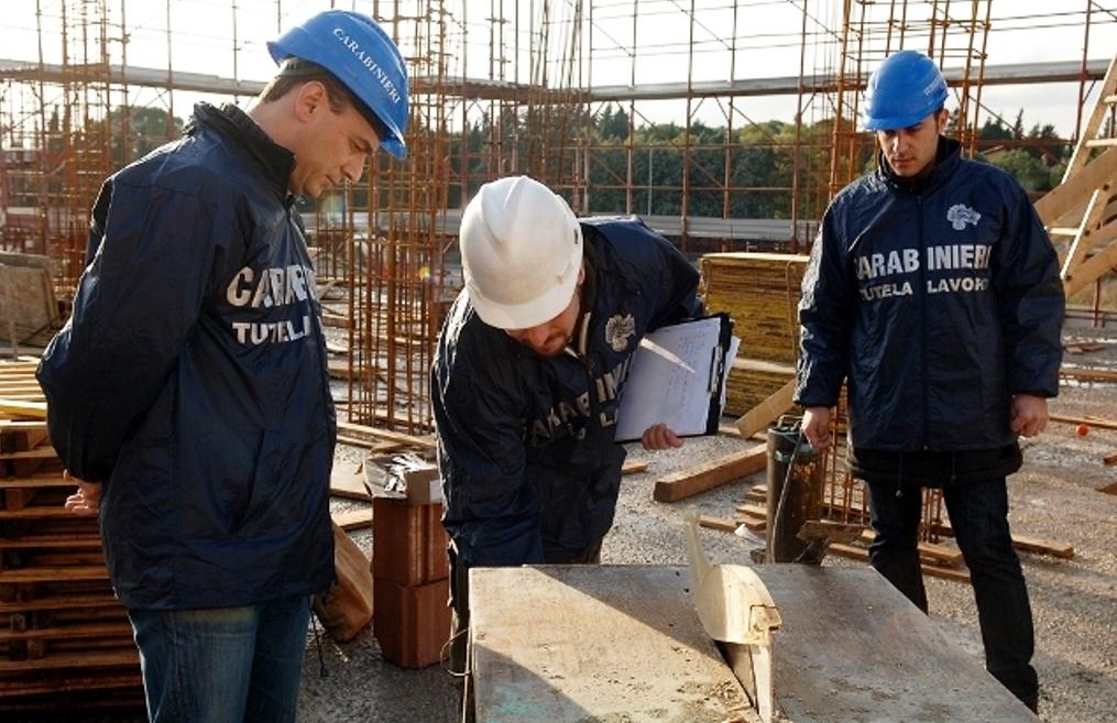 Photo of Intensa attività dei Carabinieri per la Tutela del Lavoro