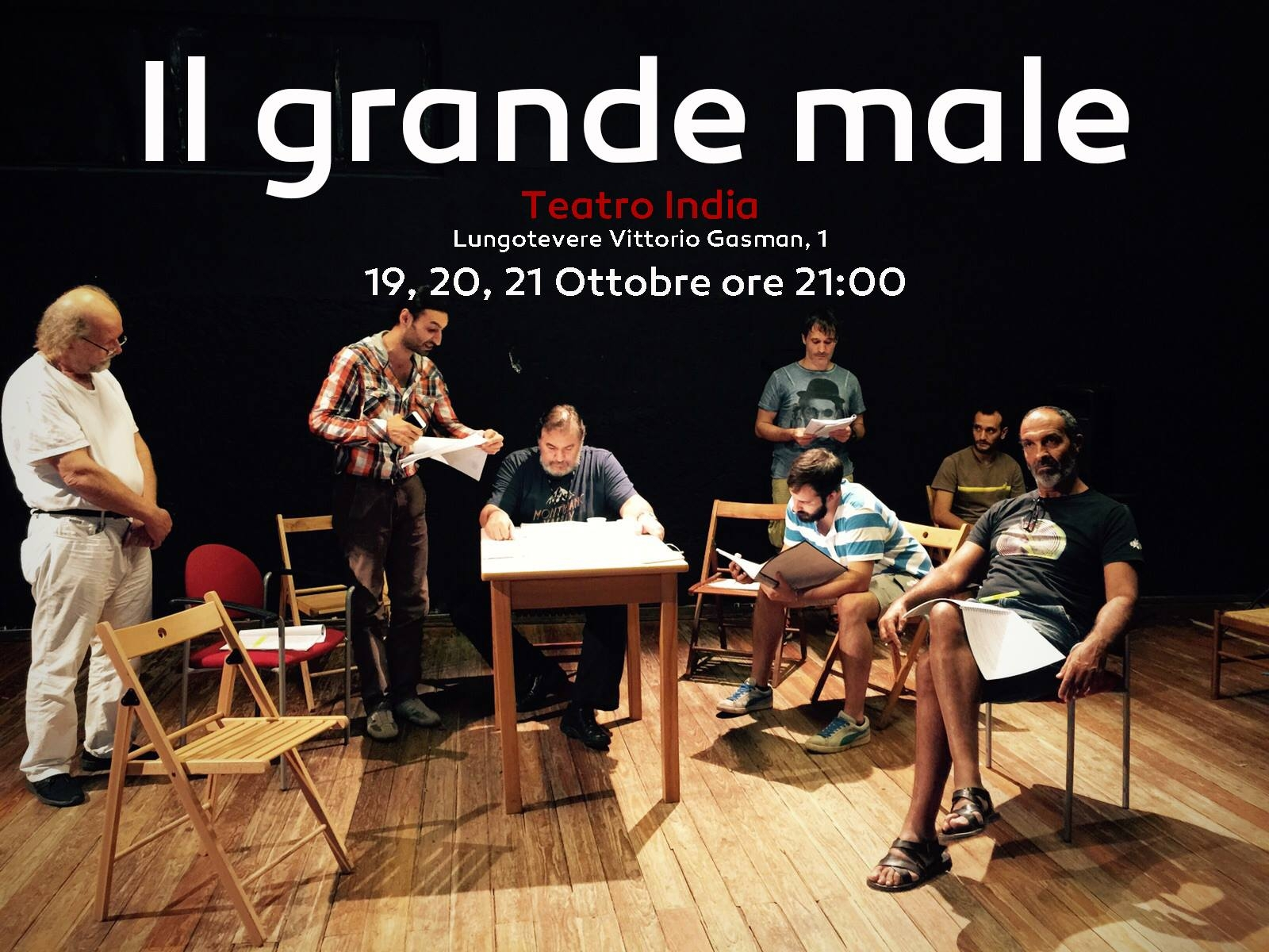 "Photo of Teatro India – ""Il grande Male"" sul genocidio armeno di cento anni fa"