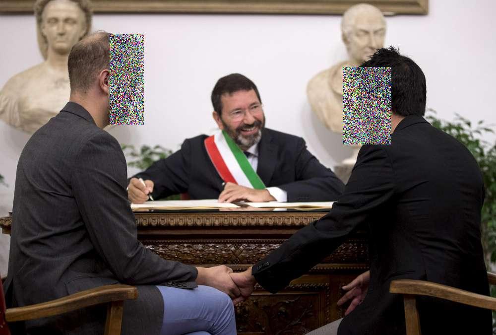 Photo of Nozze Gay, annullate le registrazioni forzatamente fatte da Marino. Bufera sul giudice Deodato: 'Ho applicato la legge'