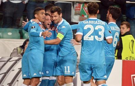 Photo of Europa League – Tris delle italiane al secondo turno- Altri risultati