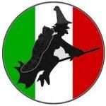 befana bandiera italia