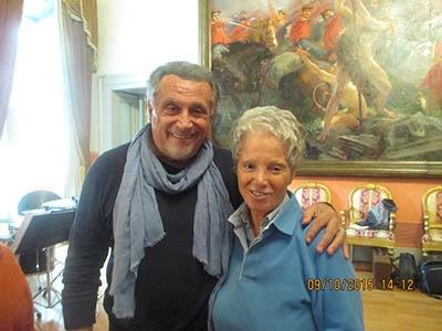 Photo of Ascoli Piceno – Ritratto di artista. Ada Gentile