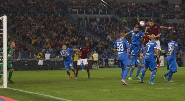Photo of Serie A – Anticipo 8a giornata – Roma seconda e Milan passo falso