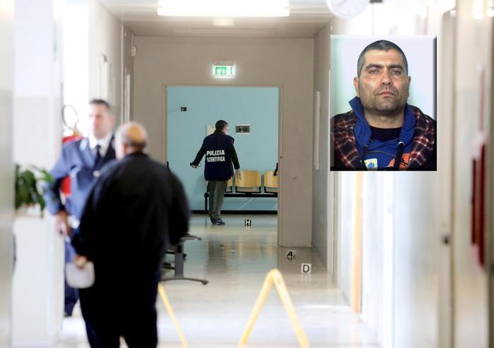 Photo of Puglia – Trasportato in ospedale, ergastolano disarma agente, spara e ferisce due persone, travolge vigilante. Rapina macchina e fugge