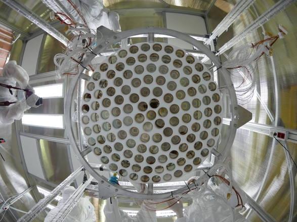 Photo of Nei laboratori del Gran Sasso la 'trappola' per la materia oscura