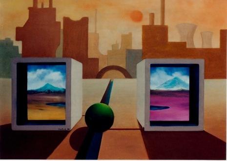 Photo of La collettiva Emozioni Contemporanee alla Galleria Il Mondo dell'Arte a via Margutta