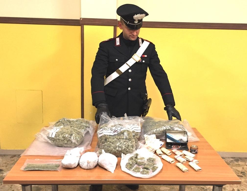 Photo of Roma – Lotta alla droga nel quartiere e nelle scuole di San Basilio