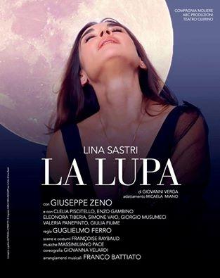 Photo of Teatro Quirino – La Lupa di Verga con Lina Sastri e Giuseppe Zeno per la regia di Guglielmo Ferro