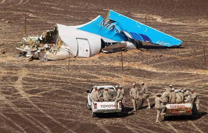Photo of Aereo Sinai – Servizi Usa: a causare l'esplosione, una valigia-bomba Isis
