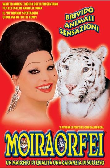Photo of Flash – Moira Orfei, regina del circo, è morta a Brescia
