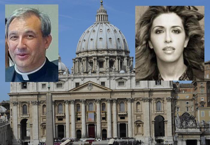 Photo of Flash – Vaticano – Fuga di documenti segreti . Arrestati Vallejo Balda e Francesca Immacolata Chaouqi