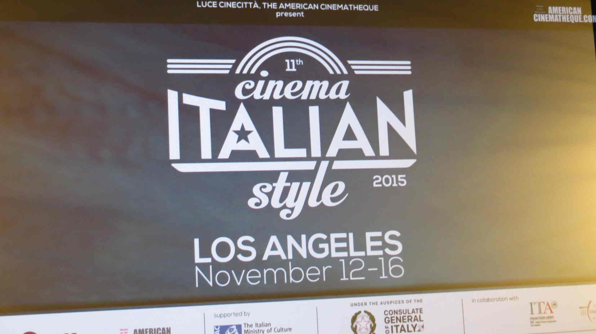 Photo of Cinema Italian Style a Hollywood – INTERVISTE E GALLERIA FOTOGRAFICA IN ESCLUSIVA
