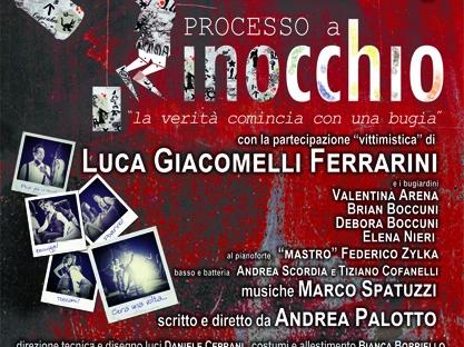 Photo of Teatro Sistina. Processo a Pinocchio