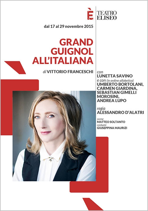 Photo of Teatro Eliseo – Gran Guignol all'italiana con Lunetta Savino
