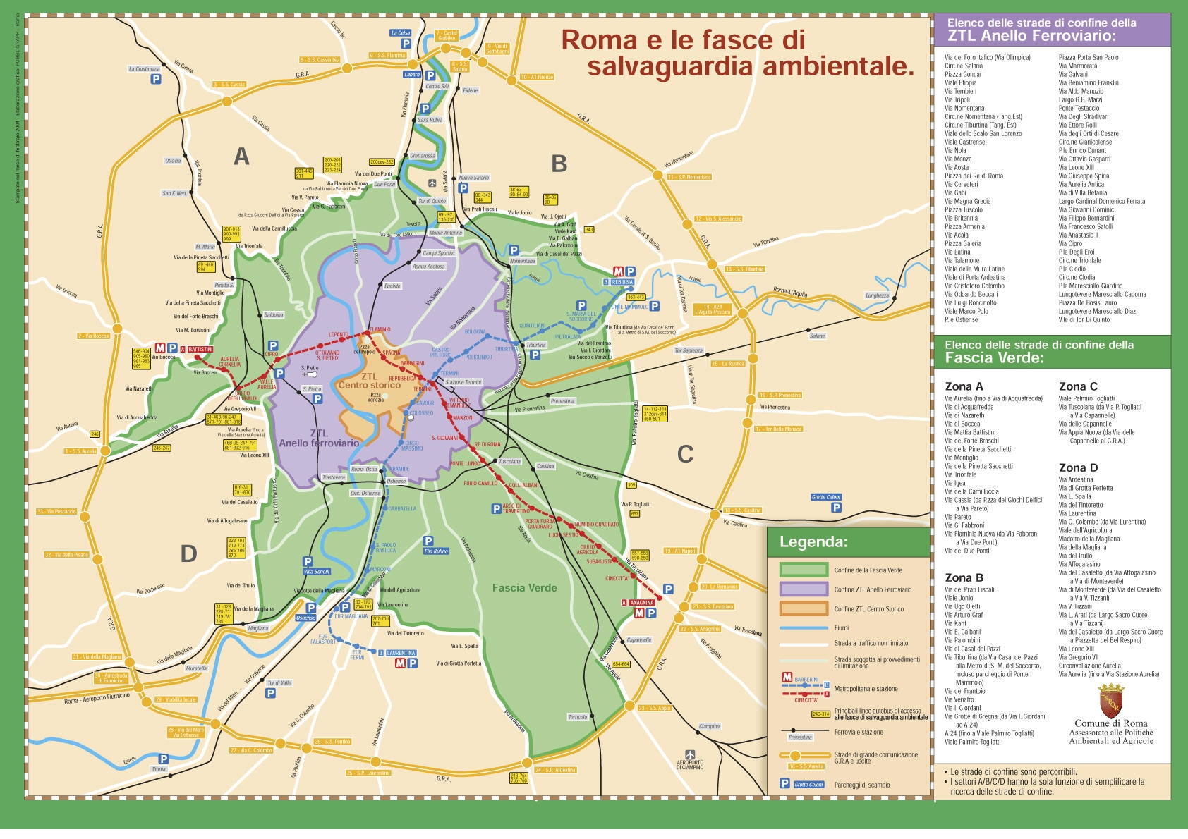 Photo of Roma –  Targhe alterne 16 e 17 novembre – Oggi divieto targhe dispari