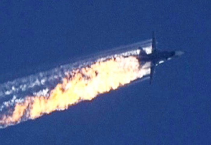 Photo of Ankara, dopo aver abbattuto il jet russo, per precauzione,  sospende voli Siria