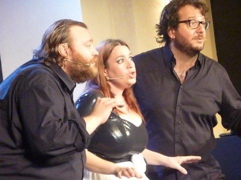 Photo of Teatro Golden – Sanremo Story con i bravissimi Favete Linguis