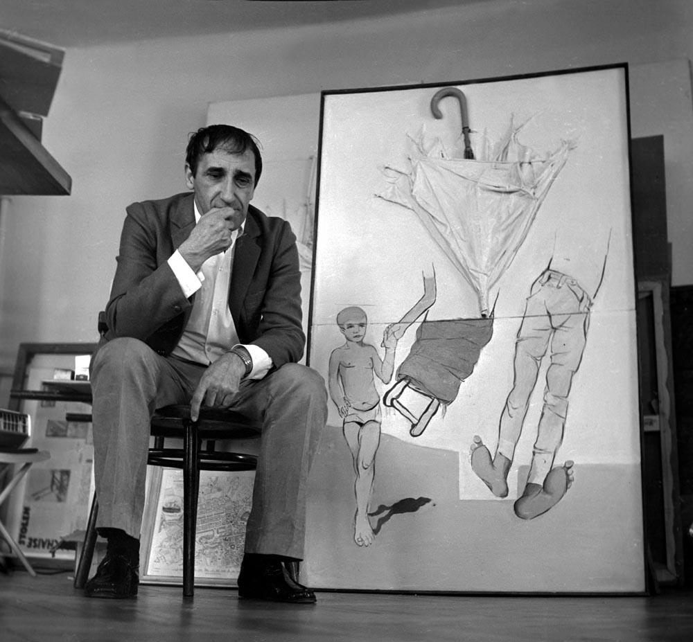 Photo of Tadeusz Kantor fra teatro, arti visive e letteratura