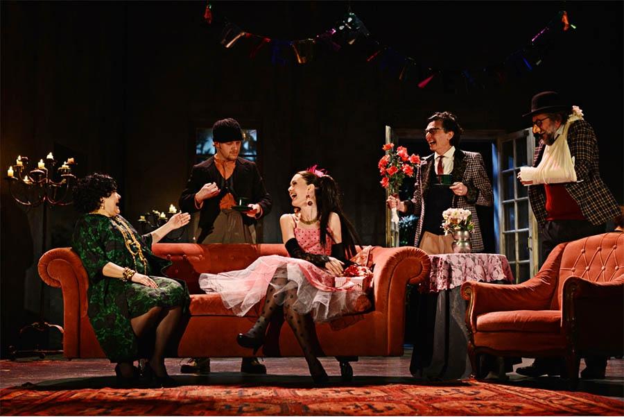 Photo of Teatro Eliseo – Ivanov del giovane Cechov con la regia di Filippo Dini