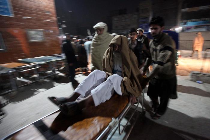 Photo of Flash – Terremoto: Scossa di 6.2 tra Afghanistan e Pakistan