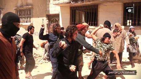 Photo of Palmira –  Isis: due gay gettati nel vuoto e i cadaveri lapidati