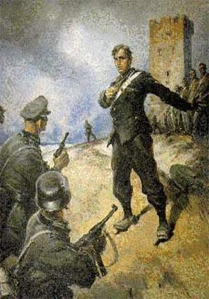 Photo of Salvo D'Acquisto – È morto l'allora 13enne superstite dell'eroico sacrificio del Vice Brigadiere dei Carabinieri