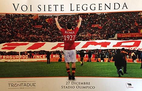 Photo of Calcio. La storia giallorossa scende in campo