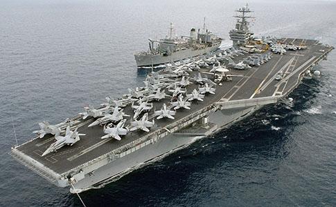 Photo of Dopo Natale Iran provoca Usa. Razzi iraniani sparati vicino portaerei Truman