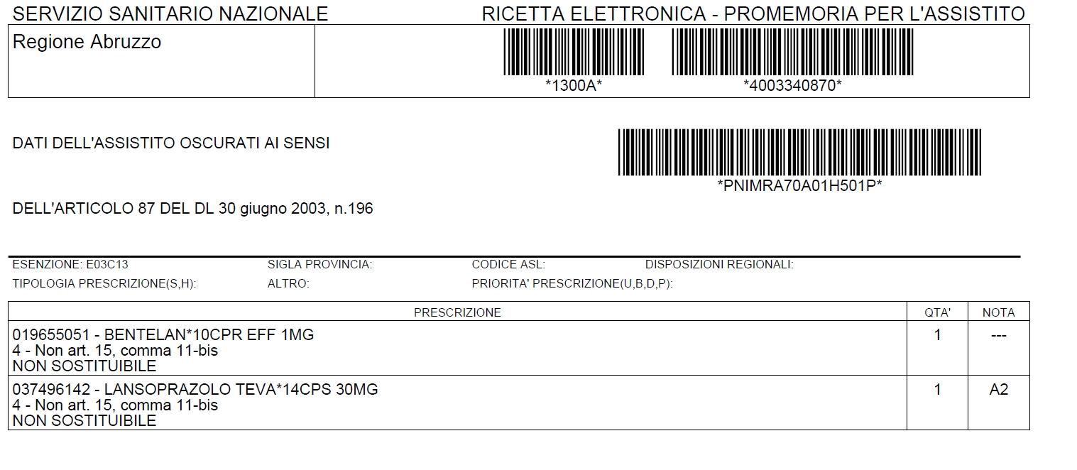 Photo of Pubblicata sulla G.U. la ricetta elettronica con validità in tutte le regioni